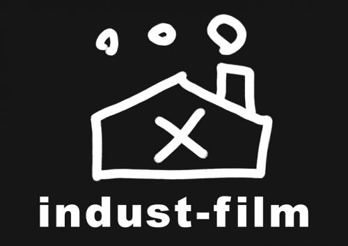 indust-film様_ロゴマークポスターの画像