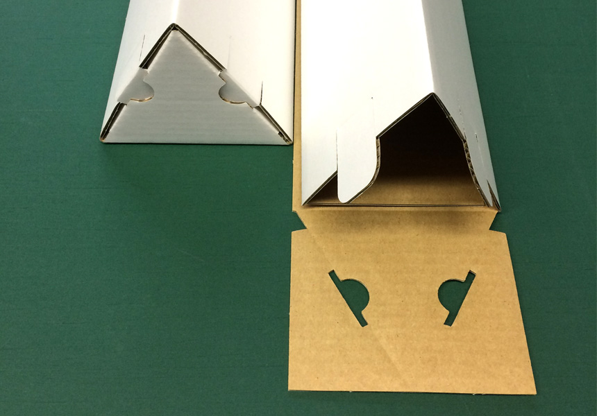 三角ボックス